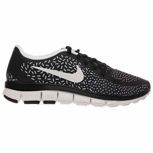 Nike Gratis 5.0 V4 Ns Pt Sz 5 Dames Loopschoenen Zwart Nieuw In Doos