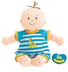 Manhattan Toy Baby Stella Boy Soft Nurturing First Baby Doll for Ages 1 Year and Up, 15\