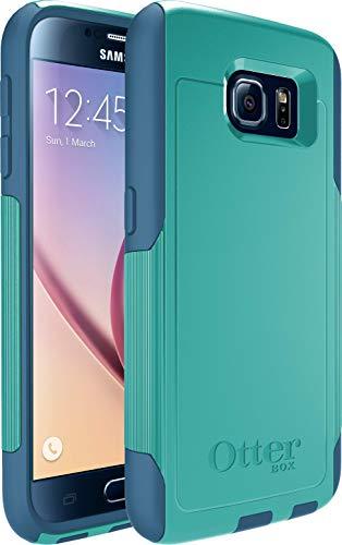 OtterBox Commuter Series for Samsung Galaxy S6 - Light Teal/DEEP Water Blue