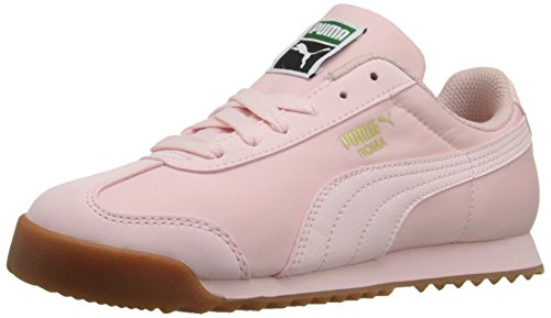 PUMA Roma Basic Summer Kids Classic Style Sneaker (Toddler Little Kid)  af3011374