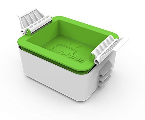 Tofu Press - a unique and stylish tofu press to transform your tofu by Tofuture by Tofuture Ltd