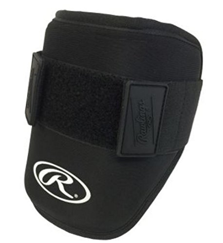 Guard Elbow Hitters - Rawlings Youth Elbow Guard, Black