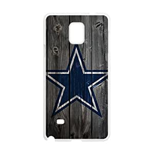 Wood Star Stylish High Quality Comstom Protective case cover For Samsung Galaxy Note4