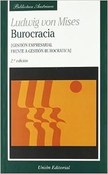 Burocracia, 2a Edicion por Ludwig Von Mises epub