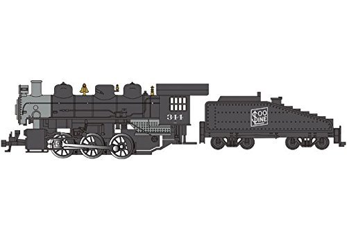 (Bachmann Steam Locomotive, Prototypical Paint Scheme)