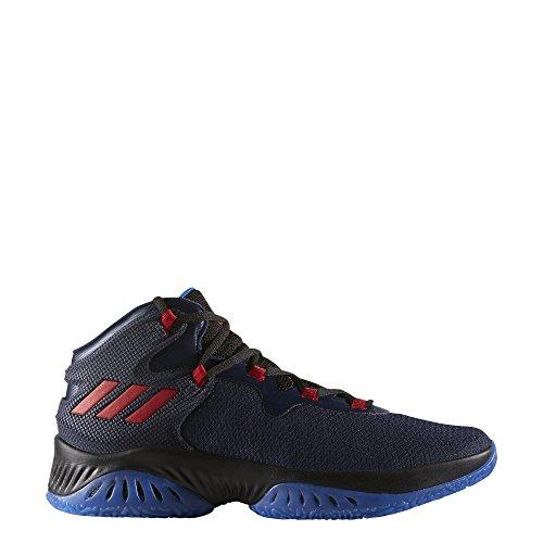 Maruni Zapatillas adidas de Explosive Unisex Bounce Escarl Varios Colores Baloncesto Negbas Adulto Ozqpzx
