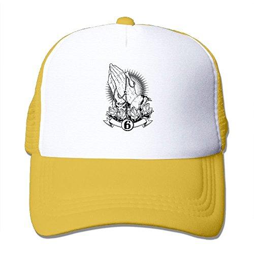 Amarillo para Shop Have hombre béisbol única de You Gorra amarillo Talla 4xxnSg