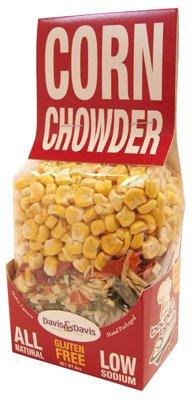Davis & Davis Gourmet Foods Soup Mixes (Corn Chowder)