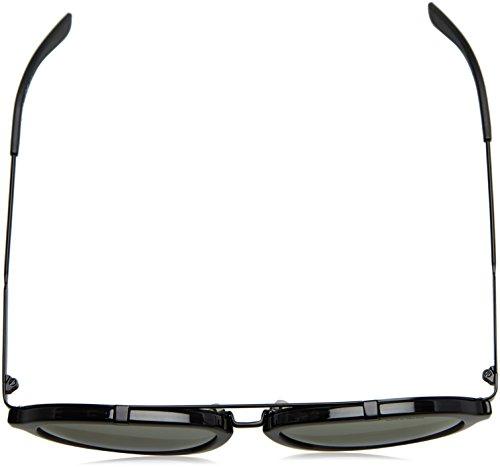 Unisex 54 Gafas Dk Sup 125 MV Blk Carrera Sol de Bronze NQK Negro S Grey Adulto Grey Speckled w0TnHxBq