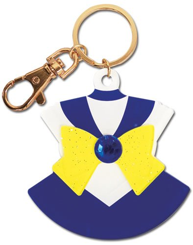 Sailor Moon Uranus Costume (Great Eastern Entertainment Sailor Moon - Sailor Uranus Costume Acrylic Keychain)