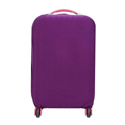 e957b0bbe92c Travel On Road Luggage Cover Trolley Protective Case Suitcase Dust ...