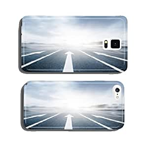 clean highway cell phone cover case iPhone6