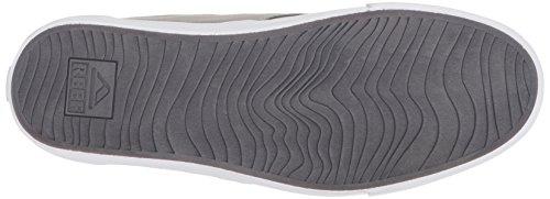 Reef Herren Deckhand 3 Sneaker Mehrfarbig (Grey/White Grw)