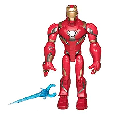Marvel Iron Man Action Figure Toybox