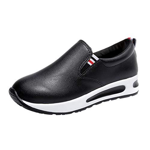 ebb795fb203 Hemlock Women Platform Shoes Teen Girls Oxford Shoes School Sport Walking  Shoes Slip On Ankle Boots