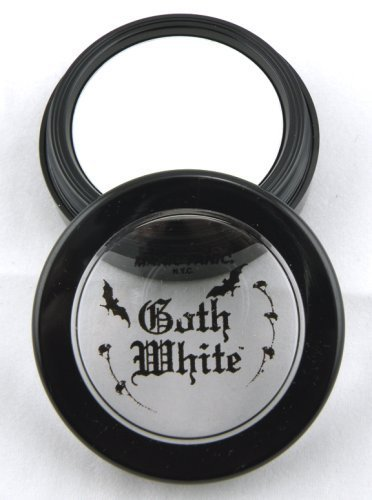 Manic Panic Goth White Cream Foundation Powder Vampire