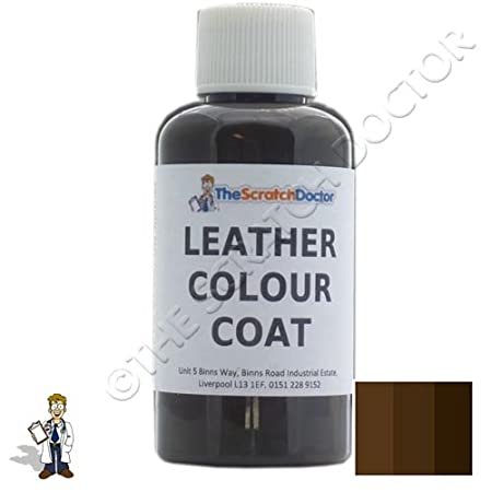 the scratch doctor leather colour coat re colouring kit dye stain rh amazon co uk Fix Leather Couch Tear Fix Leather Couch Tear
