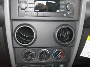 jeep wrangler ac vents - 2