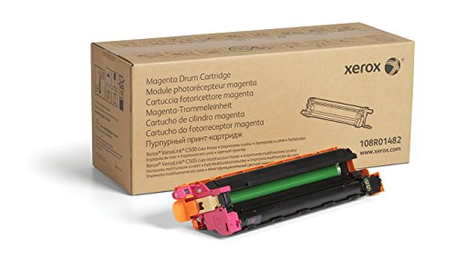 (Xerox Genuine Magenta Drum Cartridge 108R01482-40 000 Pages for Use in Versalink C500/C505 Toner)
