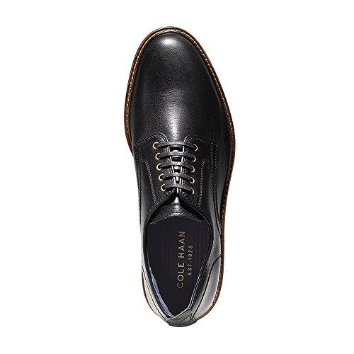 Cole Haan Mens Tyler Grand Plain Oxford Black Leather 87fVumL5SE