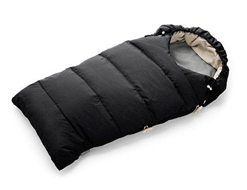 Xplory Sleeping Bag Color: Black by Stokke [並行輸入品] B01K57U1V0