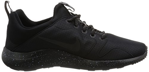 Nike Air Max Tavas, Zapatillas de running para hombre Negro (Black / Black-Cool Grey)