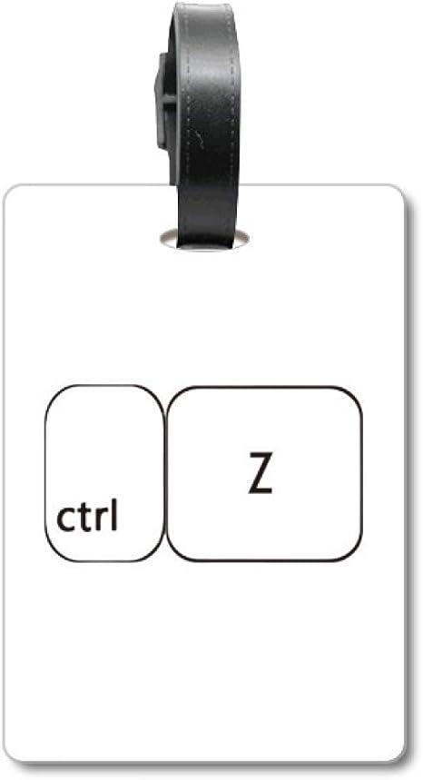 Teclado símbolo Ctrl Z Cruise Maleta Etiqueta de ...