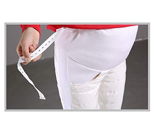 Vêtements Chaud Soins Bleu Pantalon Épaissie Blanc De Jambières Jaune Noir Élastique Grossesse Duvet Infirmiers Automne Maternité Targogo Hiver Canard Collants Vintage S8CqxX44