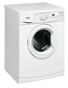 Whirlpool AWO/D 45430 Independiente Carga frontal 6kg 1200RPM A+ Color blanco - Lavadora (Independiente, Carga frontal, Color blanco, Izquierda, Acero inoxidable, Color blanco)