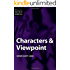 Elements of Fiction Writing - Characters & Viewpoint