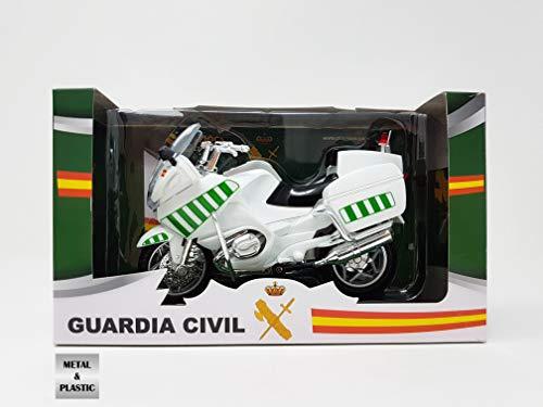 PLAYJOCS Moto Guardia Civil GT-3988 4