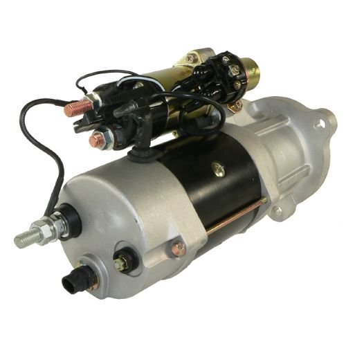 DB Electrical SDR0456 Starter For Freightliner C112, C120 Century Class, Classic, Columbia 01-07 /Sterling A-Line A9500 /AT9500 03-07/L-Line 7500, 8000, 8500, 9500 03-07 /Western Star