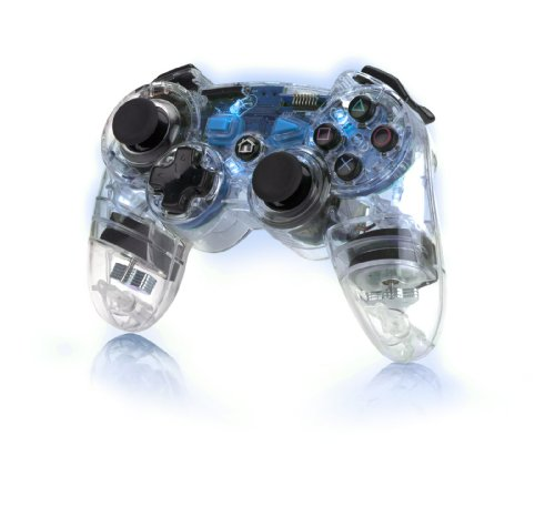 PDP PS3 Afterglow Wireless Controller - - Wireless Glow Controller Ps3
