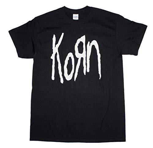 - Korn Logo T-Shirt - 2XL Black