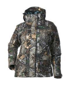 72d13a8d34a0e DSG Outerwear Divas SnowGear Women's Kylie 3-in-1 Hunting Jacket, Realtree  Xtra