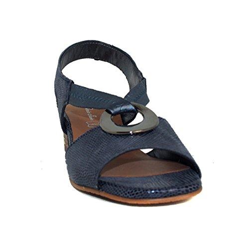 Sandalia de mujer - Maria Jaen modelo 4501 N Azul
