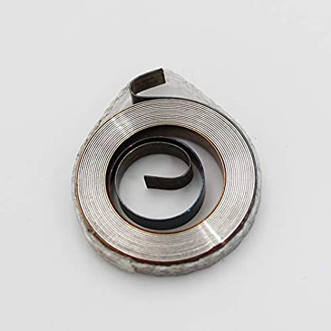 0.25x3.5x1100mm 1pc Arranque de Retroceso Espiral Muelle Plano Largo Size : 0.25x3.5x1100mm 1pc NO LOGO ZZB-LSTH