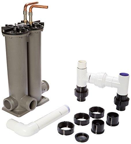 Zodiac R3009900 Heat Exchanger Retrofit Replacement Kit for Zodiac Jandy AE-Ti 1500 Heat Pump