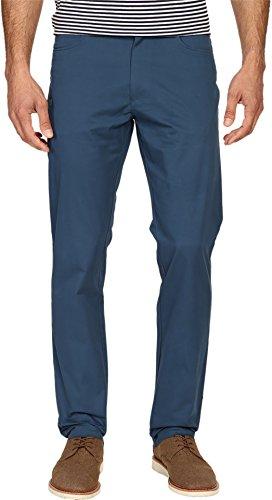 Calvin Klein Men's Slim Fit 4-Pocket Stretch Sateen Pant