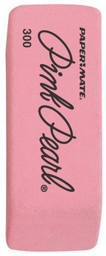 Newell Erasers - 30 Pack NEWELL CORPORATION ERASER PINK PEARL SMALL 1 EA