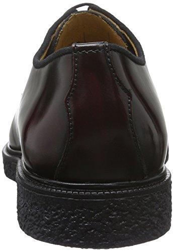 Gant Sara, Zapatos de Cordones Derby para Mujer Rojo - Rot (Purple Fig G503)