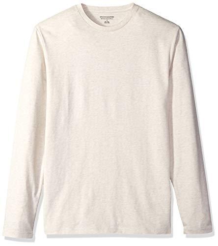 Amazon Essentials Mens Slim-Fit Long-Sleeve T-Shirt