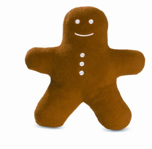 Planet Dog Squeaky Gingerbread Buddy, My Pet Supplies