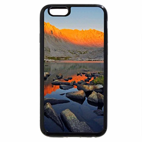 iPhone 6S Plus Case, iPhone 6 Plus Case, Guitar Lake, Mt. Whitney Alpenglow, Sequoia National Park