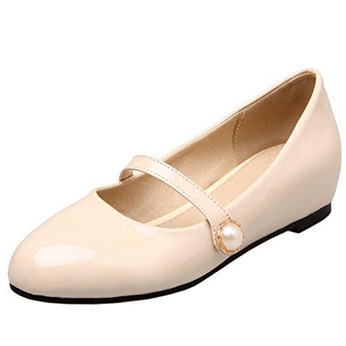 Dulce Ballet Mujer Ivory Zanpa Plano Zapatos 1 65Attwqg