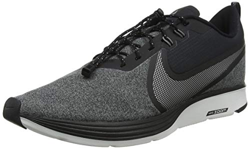 Multicolor Running metallic Hombre Silver 002 Nike Strike Para Zoom black Grey cool Shield Zapatillas 2 De w7qgxYqz1p