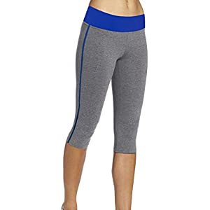 4How Women's Capri Pants Active Leggings Fitness