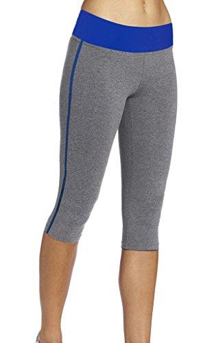 4How Women's Capri Pants Active Leggings Fitness