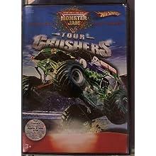 HotWheels DVD Pack Monster Jam Tour Crushers El Toro Loco VS Blue Thunder with Vehicle Blue Thunder (2006)