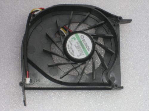 LotFancy - (US Shipping) - New CPU Cooling Cooler fan for Laptop Notebook HP Compaq Presario F500 F700 Series, HP Compaq Presario V6000 V6100 V6200 V6300 V6400 V6500 V6700 V6800 Series, Compatible part numbers GC055515VH-A,B2606.13.V1.F.GN,KDB05605HB (6C14), KSB0605HB (-6L78)